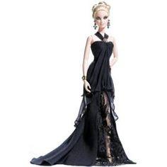 elegant barbies | Barbie Collector Elegance Du Soir - un monde de barbies♥