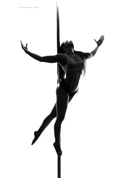 """Pole Picture of the Day: """"Praying to the Pole Gods"""" Studio Freak (nagoya Japan) photo by Don Curry,"""