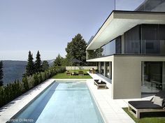 Villa mit Weitblick - Zürich: CUBE Magazin