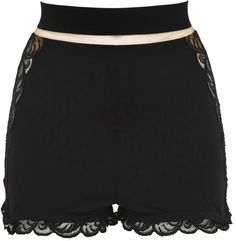 Zephyra Lace & Tulle Brief