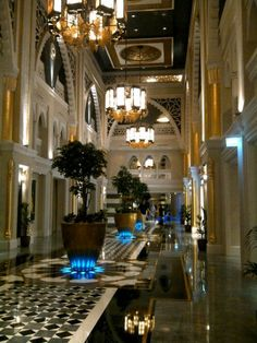 zabeel saray - Dubai.....This must be where the name ZABEEL comes from.....as I cant find a photo of him on Pinterest, I'm using these Dubai photos as a Symbol of Him.