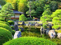 Nijo Castle gardens, Kyoto, Japan by Septimiu Catona on 500px