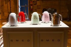 Smeg Kühlschrank Italia : Smeg fab rrd standkühlschrank rot