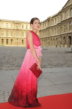 Diana Ross Rocks the Louvre - Charlotte Casiraghi