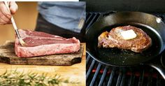 7 tips to help you cook a perfect steak every time Healthy Meals To Cook, Healthy Cooking, Cooking Tips, Cooking Recipes, Cooking Corn, Cooking Steak On Grill, How To Cook Steak, Grilling Recipes, Meat Recipes