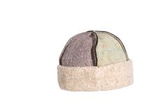 Pastel Colored Seamed Hat