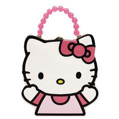 Hello Kitty Beaded Purse Box