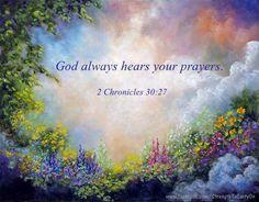 2 Chronicles 30:27   https://www.facebook.com/photo.php?fbid=10151556546303091