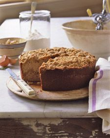 Cardamom Streusel Coffee Cake...i adore cardamom, my friend Kerry will love this unexpected middle eastern spice!