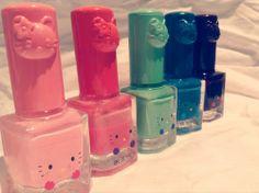 HK nail polish