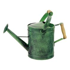 Behrens 1 Gallon Galvanized Steel Green Patina Watering Can (8NWC) - Sprinkling Cans - Ace Hardware