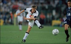 Michael Owen - England vs Argentina 1998