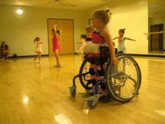 Madi sure loves to dance! She is LOVING dance class. Her HKFOs and Rifton Stander work great for giving her mobility. Wheelchairs, Dance Class, Dancing, Bicycle, Activities, Youtube, Kids, Dance, Bicycle Kick