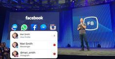Facebook testa sistema de notificações cruzadas com Instagram