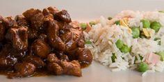 Le meilleur porc au caramel du monde - Food for Love - alia Broccoli Soup Recipes, Cream Of Broccoli Soup, Cooking Chef, Easy Cooking, Cooking Recipes, Healthy Breakfast Recipes, Healthy Dinner Recipes, Asian Snacks, Asian Recipes
