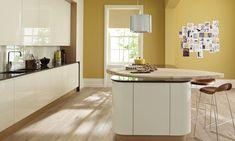 Remo Alabaster kitchen