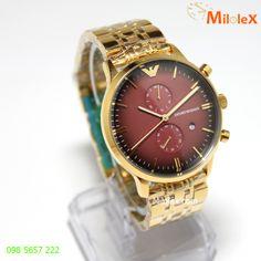 Nên chọn mua đồng hồ dây da hay đồng hồ dây kim loại?
