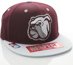 Mississippi State Bulldogs Snapback Hats