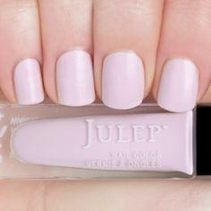 Julep - LuLu (Classic with a Twist) Wisteria mist soft focus (semi-matte)