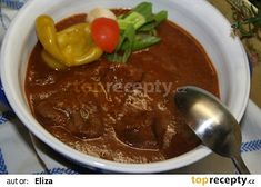 Thai Red Curry, Stew, Ham, Chili, Food And Drink, Breakfast, Ethnic Recipes, Halloween, Red Peppers
