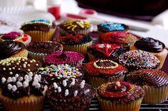 Spunky cupcakes
