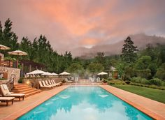 California's Top Hot Spring Resortsin California | via @Jetsetter