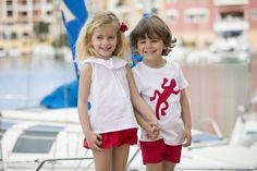LULUNA moda infantil SS16