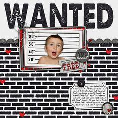 wanted - Scrapbook.com