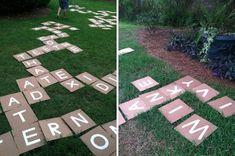 Gör det själv: 12 roliga spel och lekar för trädgården – Hus & Hem