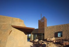 Australian Age of Dinosaurs Museum in Winton, Australia / Cox Rayner Architects