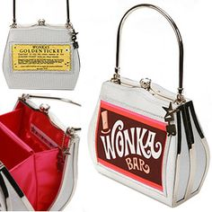 Wonka bars... YOU GOTTA BUY WONKA BARS!!