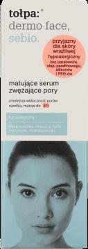 tołpa, dermo face sebio, matujące serum zwężające pory, 75 ml, nr.kat. 240894 - Internetowa drogeria Rossmann - Zakupy online