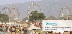 Pushkar fair is one of the most famous fair in India. Thousands of devotees take dip in the holy lake of Pushkar on this occasion