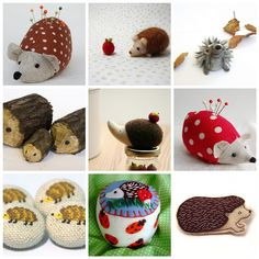Hedgie creations