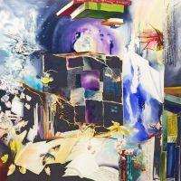 Галерея Большие платки : Платок Букинист С-78