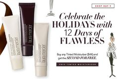 Laura Mercier gift with purchase - Buy 1 Tinted Moisturizer Get 1 FREE