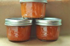 Honey-Sweetened Apricot Lavender Butter