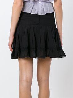 Isabel Marant Étoile 'noly' Skirt - Deliberti - Farfetch.com