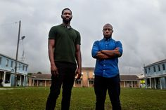 Barry Jenkins and Tarell Alvin McCraney led parallel lives in the same poor Miami neighborhood. But they never met — until they made one of the year's best movies.