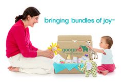 Win a Googaro Box of Goodies for your 0-3 yr. old -- Enter here: http://www.inspiredbysavannah.com/2013/06/our-googaro-box-arrived-this-weekend.html  -- Ends 6/14.
