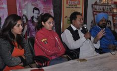 Kirpaan The Sword Of Honour Press Conference — in Sangrur