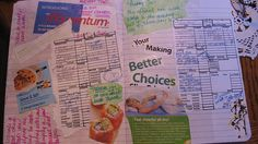 Diet Journal by occasiongb, via Flickr