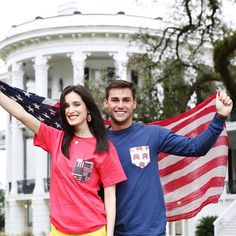 As American as it gets  // get your USA on with our patriotic pocket tees at FraternityCollection.com #FraternityCollection #PocketTee