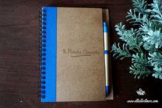 Cuaderno personalizado Comunión