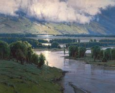 Scott Christensen (painting)