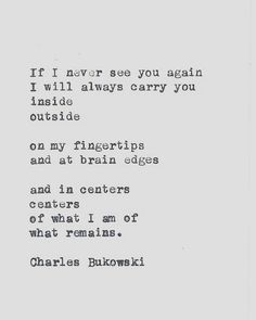 Poetry Books, Poetry Quotes, Book Quotes, Words Quotes, Me Quotes, Unrequited Love Quotes, Funny Quotes, Sayings, Charles Bukowski Quotes Love