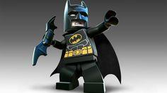 Batman Dark Night Lego HD Wallpaper