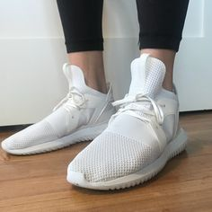 buy online e5773 75898 adidas Shoes   Adidas Tubular Defiants   Color  White   Size  9