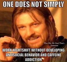 #nursing #nurses #nightnurse #nightnurses #nursey #nursehumor #onedoesnotsimply #gameofthrones #rns
