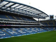 One day, I love to have a seat at Stamford Bridge
